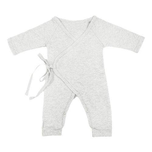 Neugeborenes Baby Flügel Jungen Mädchen Kinder Strampler Overall Bodysuit Outfit
