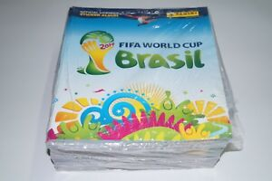 Panini-World-Cup-2014-30x-Empty-Album-Brazil-14-ALBUM-GERMAN-EDITION-BALES-BOXED-NEW