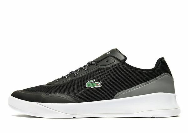 Latest Lacoste LT Spirit Men's Trainer (UK 6,9 US 7,10) - Black Brand New In Box