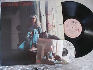 Carole-King-034-Tapestry-034-Vintage-Vinyl-LP-Ode-Records-PE-34946-w-CD