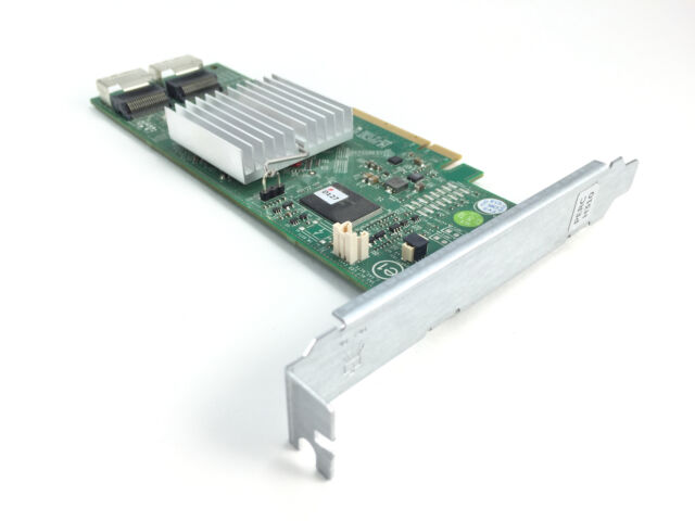 Dell Hv52w PERC H310 POWEREDGE RAID Controller Card With Cable