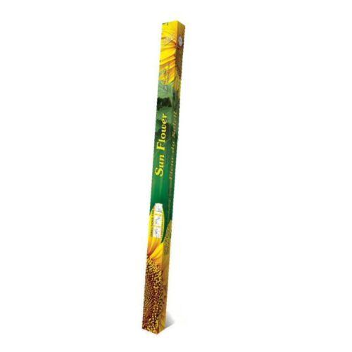 "8ct Flute Sunflower /""Warm Insiring /& Glorious/"" Incense Sticks"