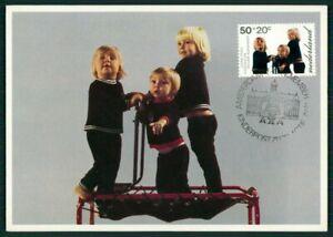 Marque Populaire Pays-bas Mk 1972 3 Prince Prince Prins Maximum Carte Maximum Card Mc Cm Em84-afficher Le Titre D'origine
