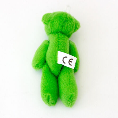 Green Teddy Bears NEW Small Cute And Cuddly Gift Present Birthday Xmas