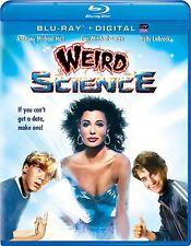 WEIRD SCIENCE (1985 Kelly LeBrock)  -   BLU RAY   - Sealed Region free