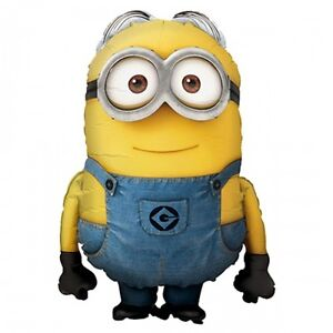 Despicable-Me-Party-Tableware-Cups-Bunting-Plates-Napkins-Hats-Loot-Bags