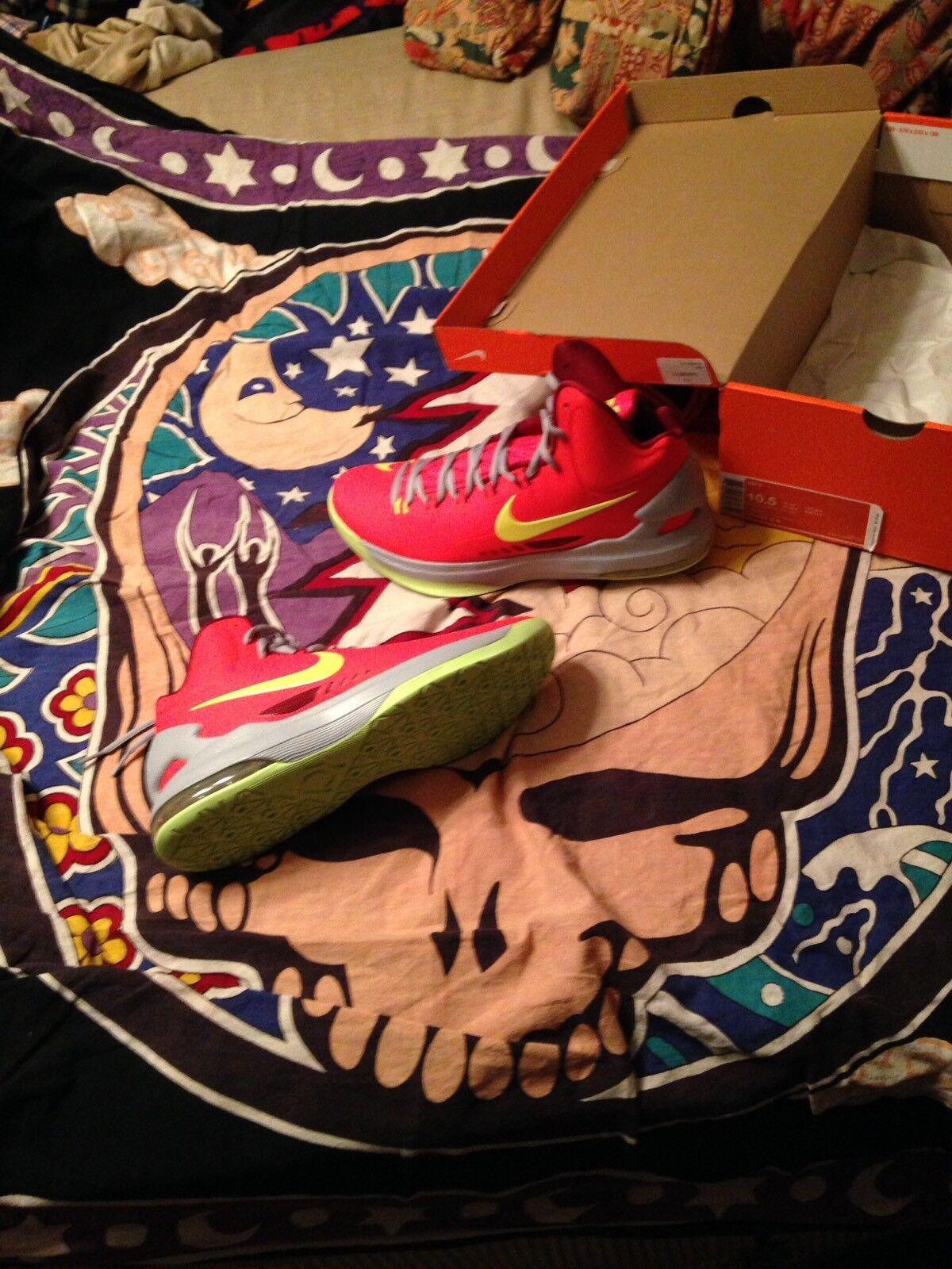 Nike hombres KD 5 DMV Cayenne hombres Nike zapatos marca de descuento de 10,5 f1ab91