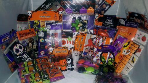 Halloween Party Favors Trick or Treat Boys Girls Teal Pumpkin Project Bundles