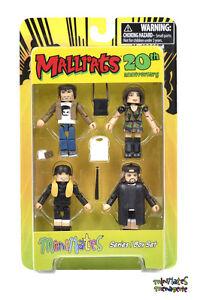 Minimates Mallrats 20th Anniversary Series 1 Box Set NEW Toys Collectibles