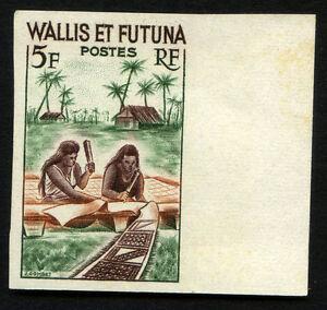 FRANCE-WALLIS-and-FUTUNA-imperforate-MNH