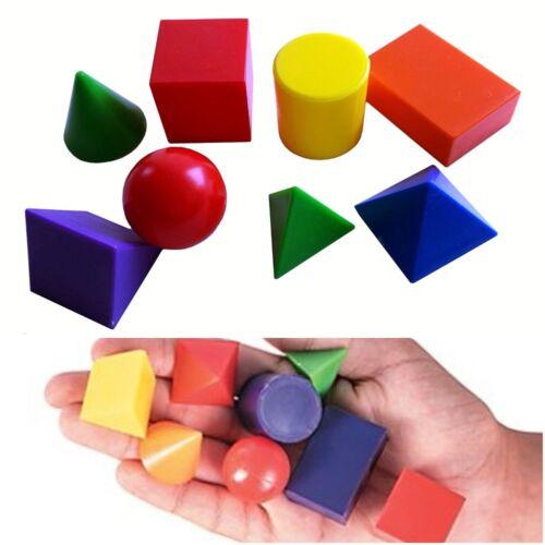 3D Geometric Shapes  3 x 8  Shop Australian Teachers Resources