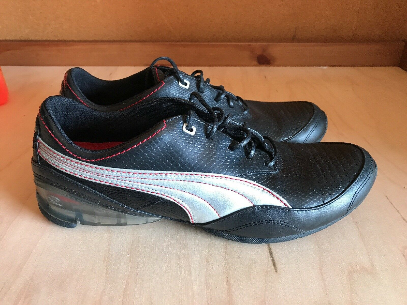Puma Cell shoes Black size 11 us