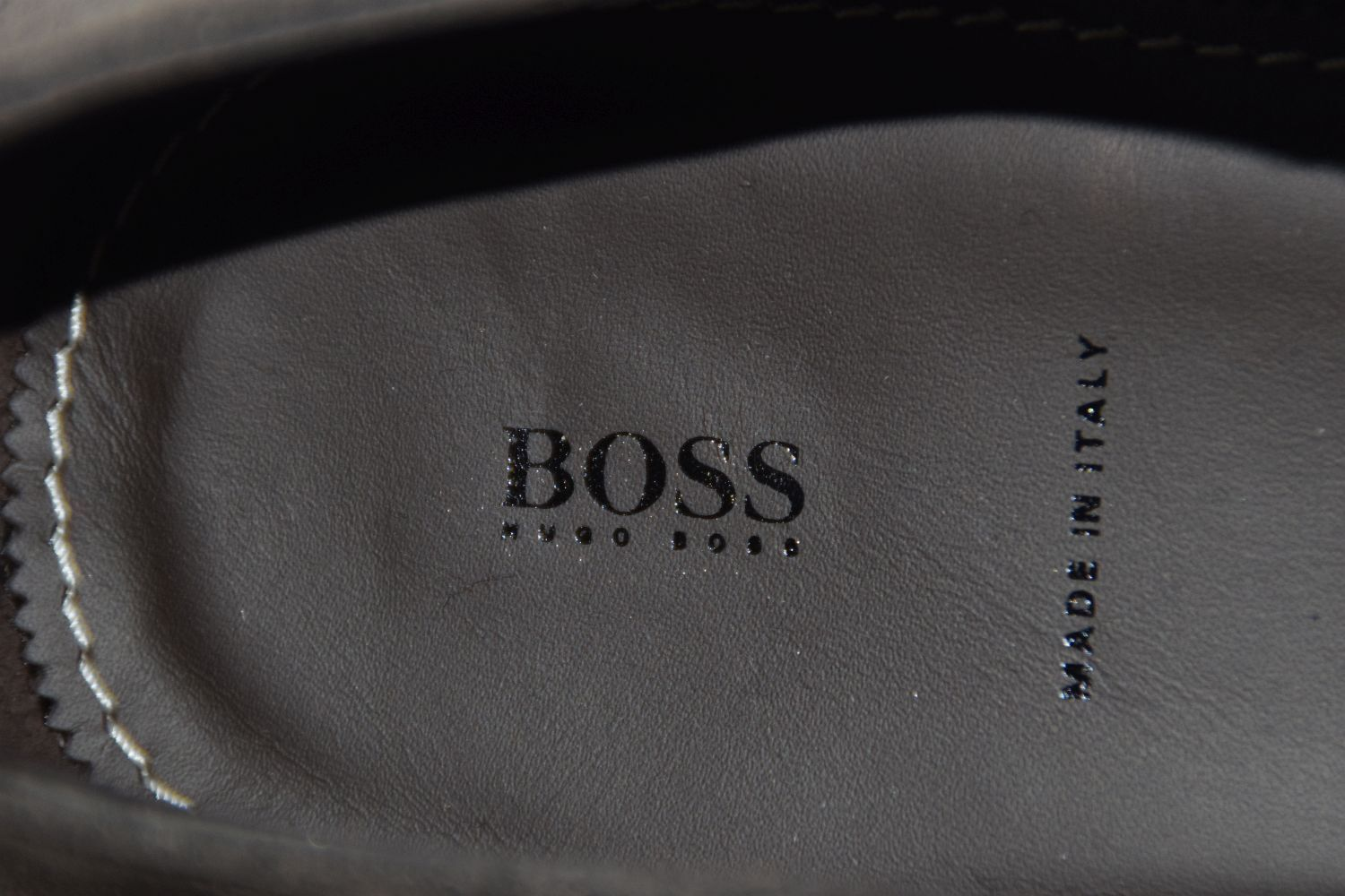 HUGO BOSS BUSINESSSCHUHE, Gr. 42 42 42 / UK 8 / US 9,   , Made in Italy 42f823
