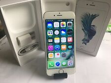 Apple iPhone 6s - 16GB - Silver (T-Mobile) Bad MUTE Button CLEAN IMEI No Locks