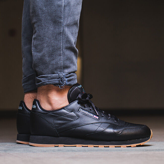 MEN'S SHOES SNEAKERS REEBOK CLASSIC LEATHER [49800]