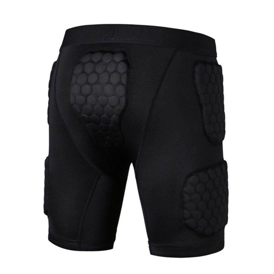 Sports Training Fitness Anti Collision Anti Compression MMA Thai Boxing Shorts