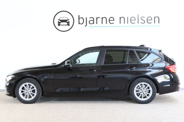 BMW 318d 2,0 Touring aut. - billede 1