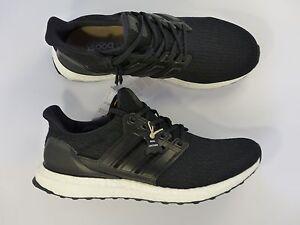 Details about Adidas Ultra Boost LTD 3.0 Core Black Leather Cage UK9US9.5EU43 13 DS BA8924