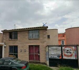 Venta de remate bancario casa en Ixtapaluca, Edo.Méx.sm