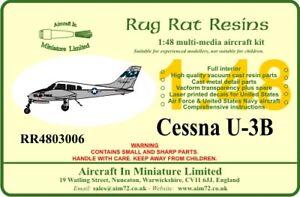 Résines Rug Rat 1/48 Cessna U-3b # Rr4803006