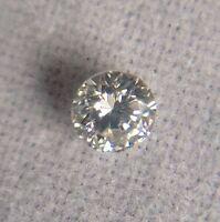 Genuine Natural White Round Diamonds 2mm G/si Melee Loose