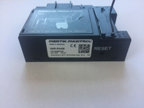 Mertik maxitrol Remote Paquet G6R-P4SAM5