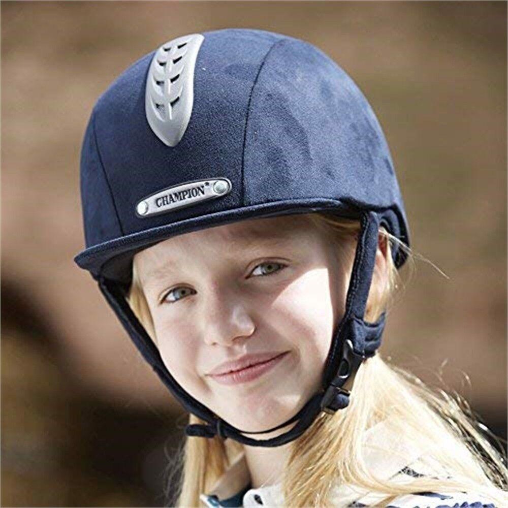 Champion Junior X-air Hat Plus - Navy - 6 3 4
