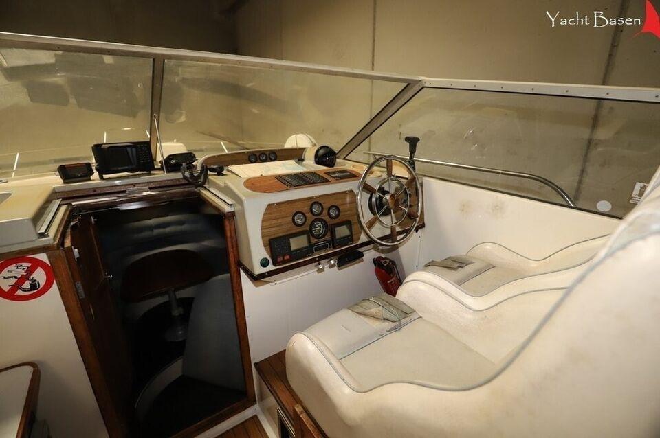 Skilsø 950 motorbåd, Motorbåd, årg. 1990