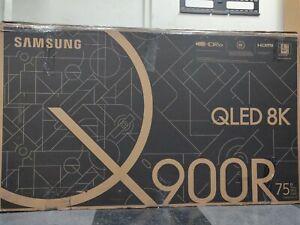 Samsung-QN75Q900-75-034-8K-UHD-qled-Smart-TV-veuillez-lire-la-description-complete-de-l-039-objet
