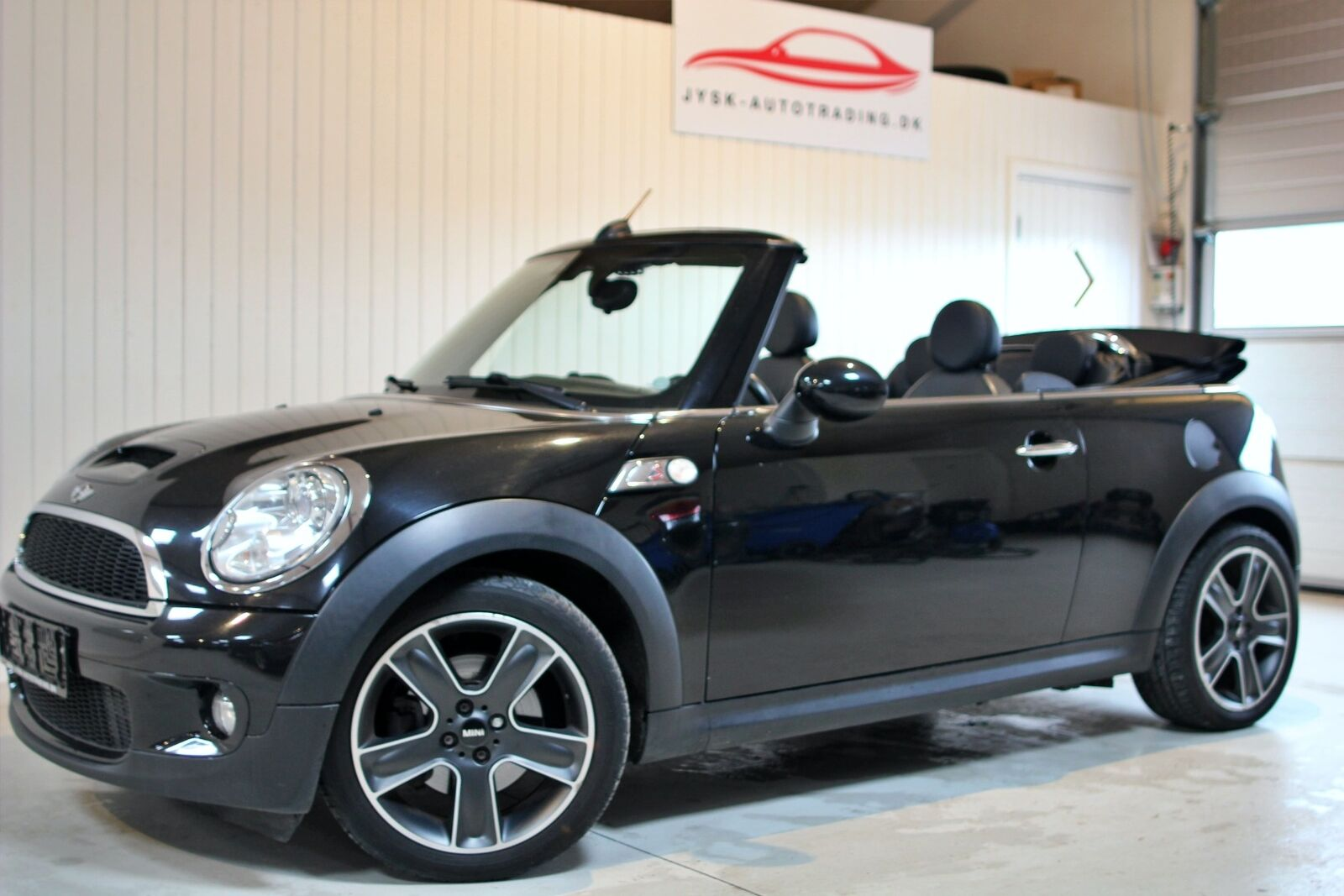 Mini Cooper S 1,6 Cabriolet Steptr. 2d
