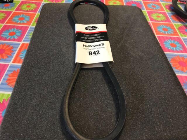 NAPA AUTOMOTIVE 2508905 Replacement Belt