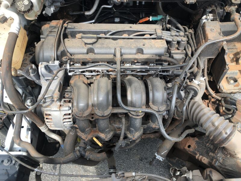 2015 Ford Fiesta 1.4 engine for sale