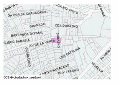 Magnífico terreno en La Magdalena Contreras, cerca del Hospital Ángeles y Artz