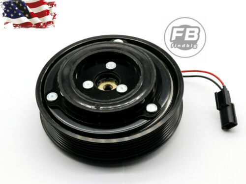NEW A//C Compressor CLUTCH KIT for Rogue 2008-2013 2.5L Engine US Stock
