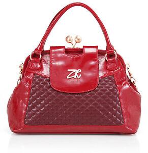 Image Is Loading Zandra Rhodes Opaline 02 Shoulder Bag Brand New