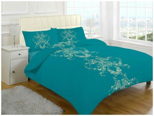 Carson Printed Duvet Quilt Cover Bedding Set