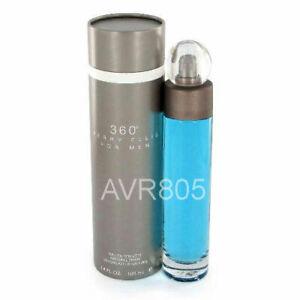 Perry-Ellis-360-Degrees-Gray-Box-100ml-EDT-Spray-Men
