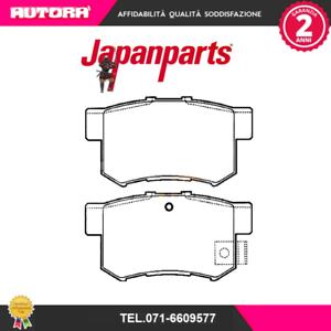 PP405AF-Kit-pastiglie-freno-post-Fiat-Honda-Rover-Suzuki-MARCA-JAPANPARTS
