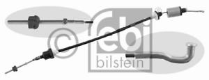 Febi Bilstein 04207 Seilzug Kupplungsbetätigung