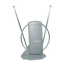 Indoor TV Aerial -DVB Digital Freeview HD- Booster 36db
