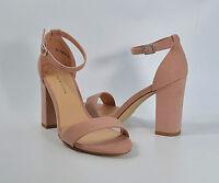 NEW LOOK Sandalen Gr. 40 Absatzschuhe, Damen Schuhe (H2) MÄR  M2