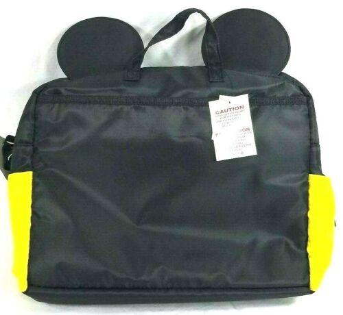 Walt Disney World Mickey Mouse Body Parts Baby Diaper Bag Tote Crossbody NEW