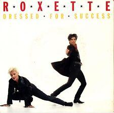 ROXETTE - DRESSED FOR SUCCESS / THE LOOK - 45 VINYL P/S SINGLE RECORD Australia