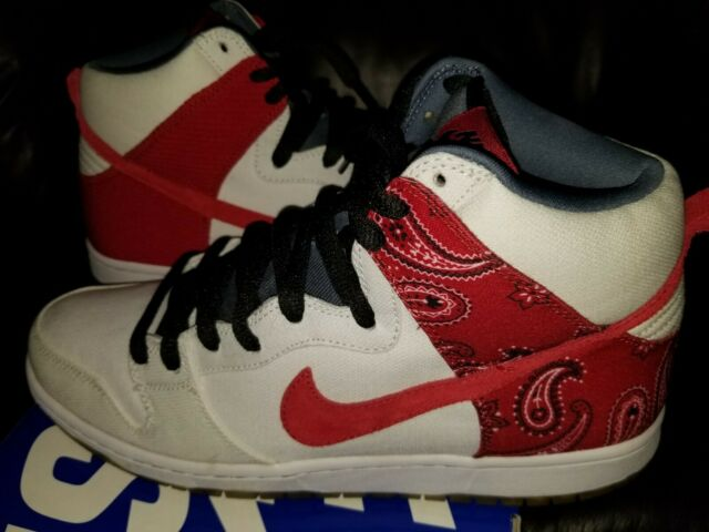 meet 7f9e2 07f48 Nike Dunk High SB Cheech and Chong 420 Size 10.5 NEAR DEADSTOCK worn 3 times