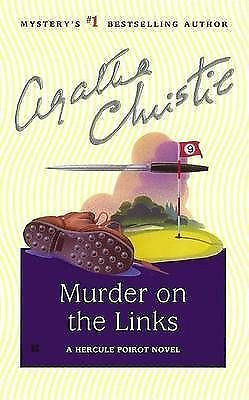 Murder on the Links-ExLibrary