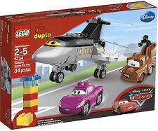 LEGO® Duplo - Cars Siddeleys Rettungsaktion 6134 Saves The Day NEU & OVP