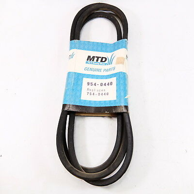MTD 754-0440 954-0440 made with Kevlar Replacement Belt 1//2x99/""