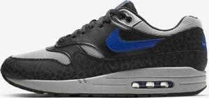 Details about Nike Air max 1 SE Reflective 3M Safari Off Noir Hyper Blue BQ6521 001