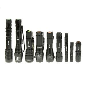 LED2U-High-Power-LED-Taschenlampe-CREE-Flash-light-Fokus-Zoom-T6-Q5-Hand-lampe