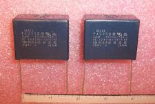 WIMA MP3X2.22//250//20P22 0.22uF 250VAC RFI Class X2 Radial Film Capacitor QTY-4